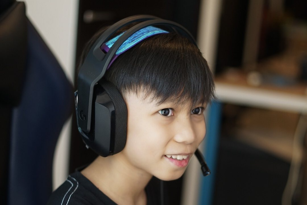 Meet Rasyah Rasyid, The Young Youtuber Who Is Now A Pro Player